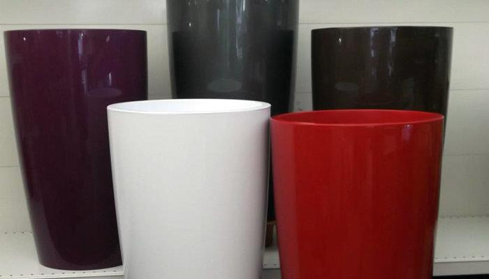 Vivaio dueggi giardino piante for Vasi rettangolari plastica